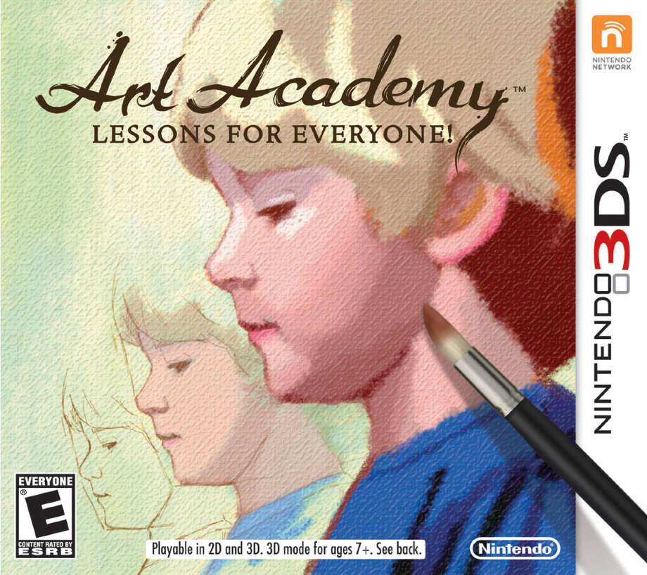 Art Academy: Lessons for Everyone: Kids can learn about painting, drawing, and the history of art in this compelling set of interactive lessons. Age 8. Platforms: Nintendo 3DS. More at CommonSenseMedia.org.