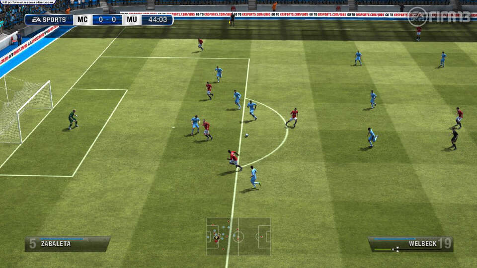 FIFA Soccer 13: With this soccer simulation game, kids can learn the rules to soccer, how to follow