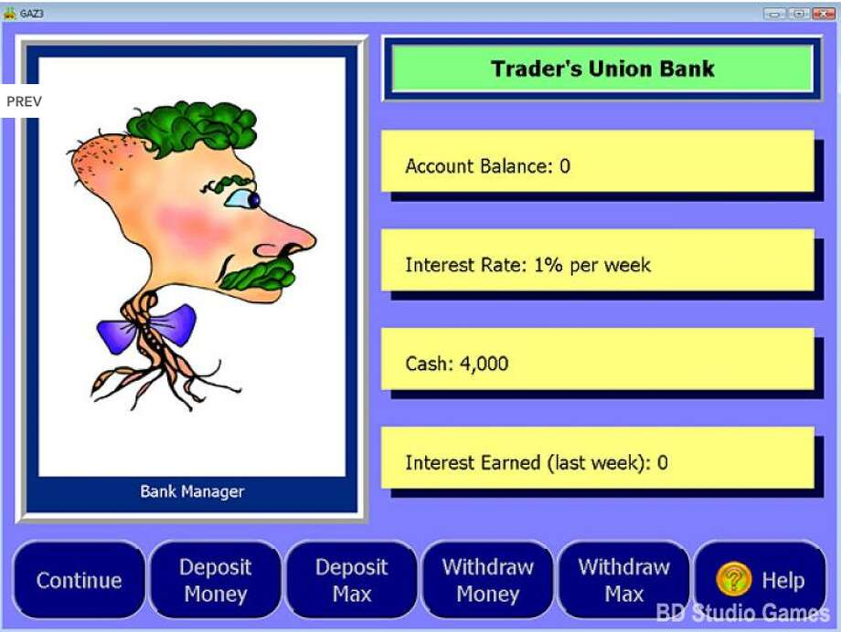 Gazillionaire! This business simulation teaches kids about loans and interest, percentages, wages, profit margin, and fiscal responsibility. Age 12. Platforms: Mac, Windows. More at CommonSenseMedia.org.