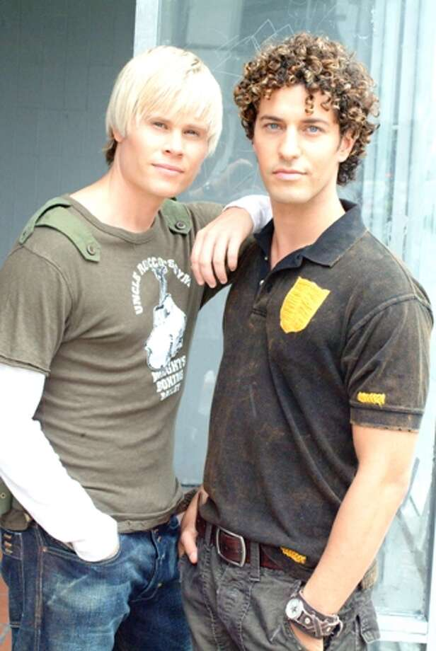 Jason (left) and deMarco have performed gospel, contemporary Christian, pop and dance music.