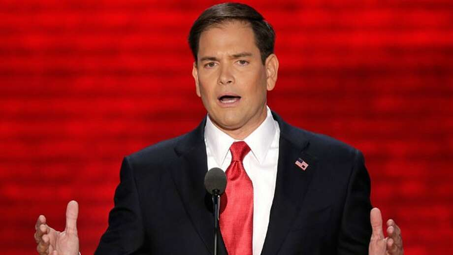Marco Rubio, one of eight senators seeking comprehensive immigration reform. (AP Photo)
