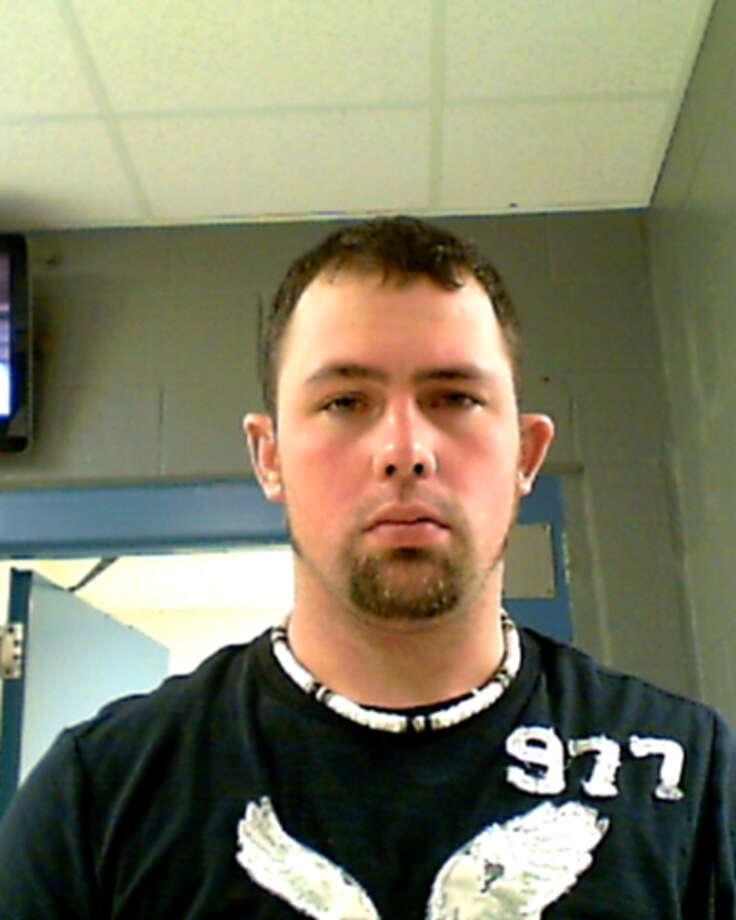 Derek Wesley McBride, 25. Photo: Jasper County Jail