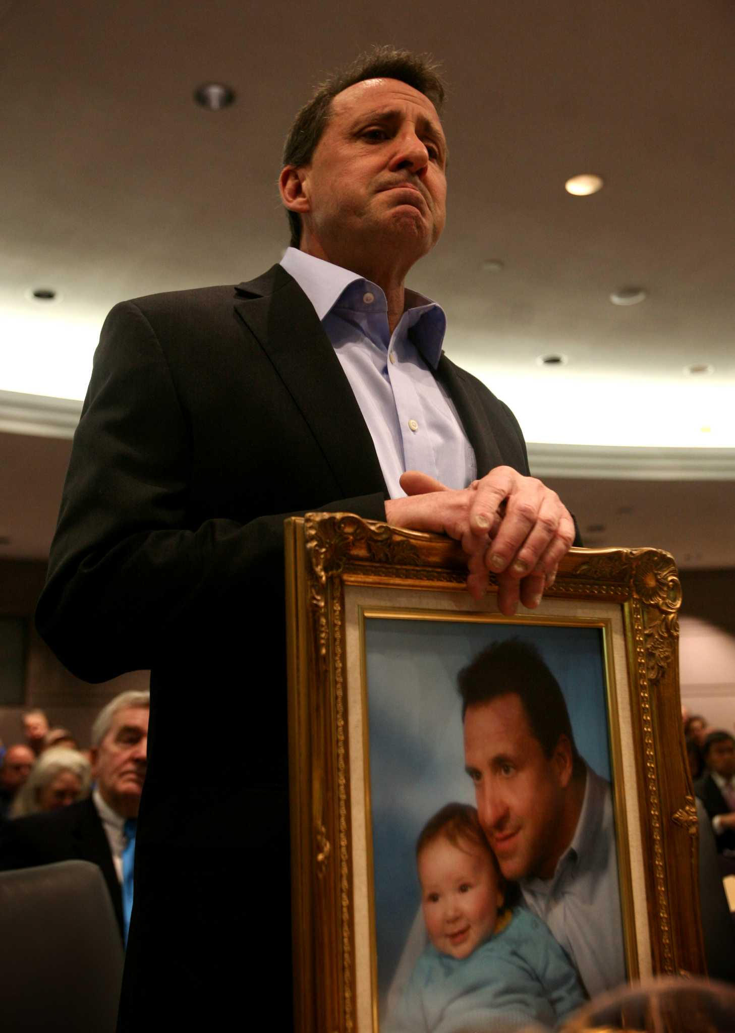 Who Buys Cars >> Father of Newtown victim heckled at hearing - Connecticut Post