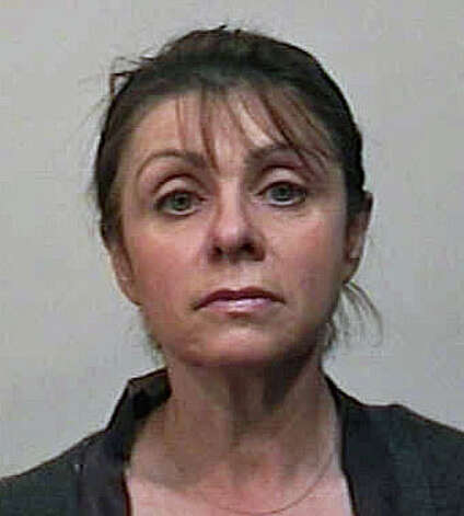 Larisa Lein, 52, of Trumbull, was charged with larceny. Photo: Contributed Photo / Fairfield Citizen