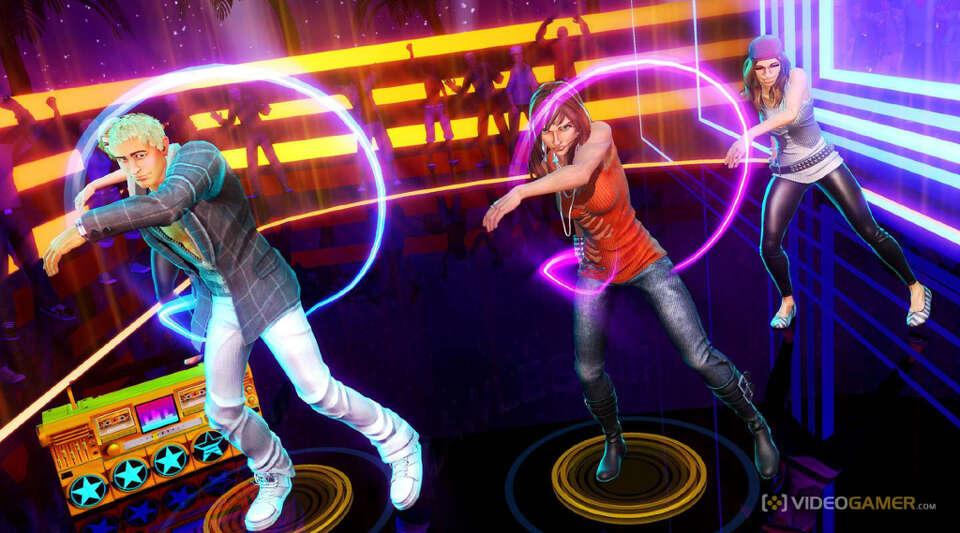 Dance Central 3: a dance simulation game that teaches players authentic dance moves and then evaluat