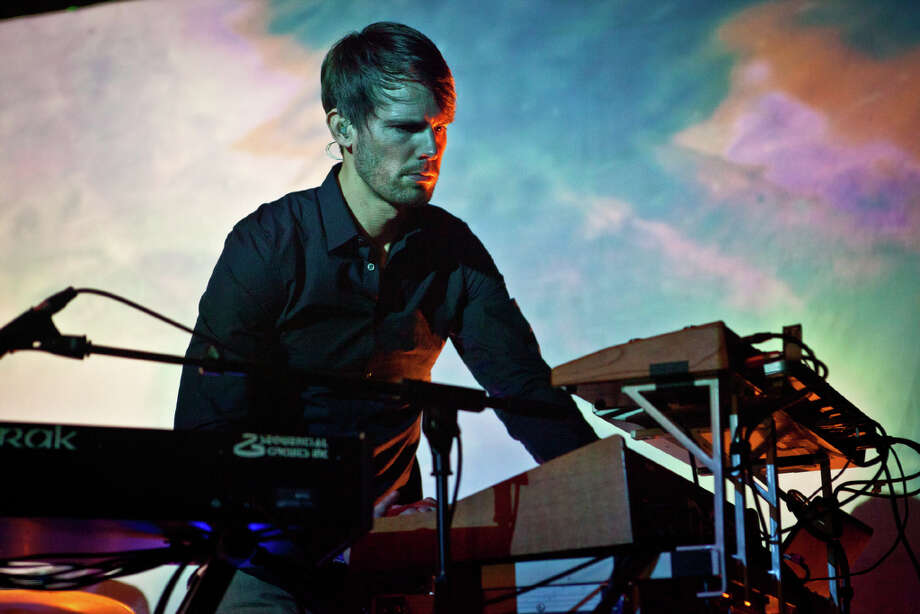 Tycho performs at the Independent in San Francisco on January 19, 2013. Photo: Lance Skundrich / Butchershop Creative Archive all rights reserved