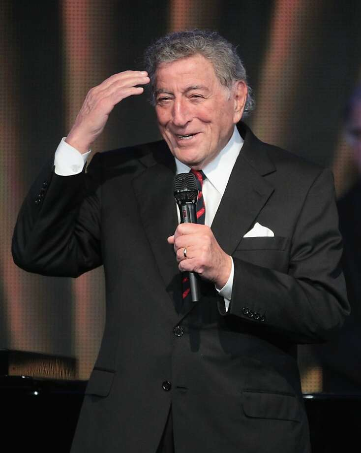 Tony Bennett Photo: Frederick M. Brown, Getty Images