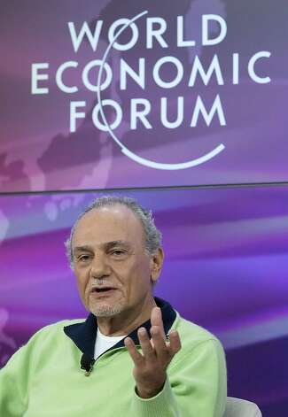 Prince Turki Al Faisal is pushing renewable energy for Saudi Arabia. Photo: Michel Euler, Associated Press