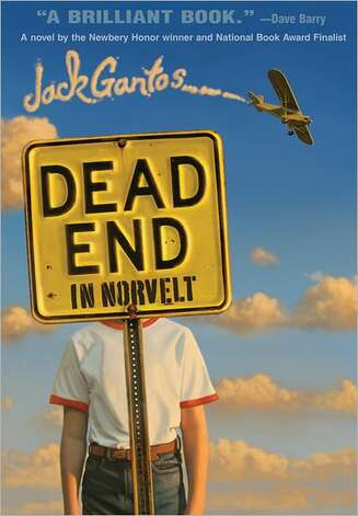2012 Newbery winner: Dead End in Norvelt, by Jack Gantos.