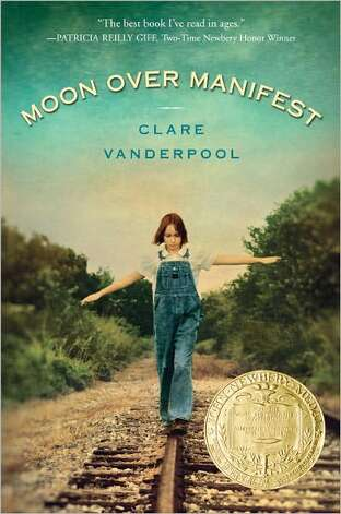 2011 Newbery winner: Moon Over Manifest, by Claire Vanderpool.
