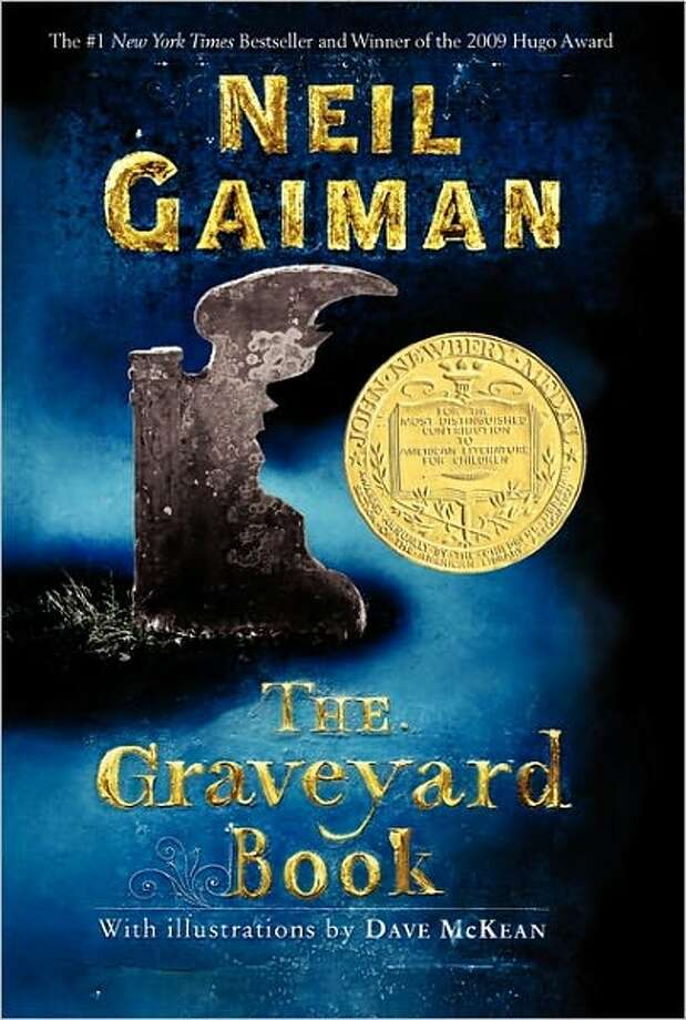 2009 Newbery winner: The Graveyard Book, by Neil Gaiman.