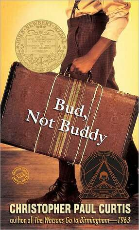 2000 Newbery winner: Bud, Not Buddy, by Christopher Paul Curtis.
