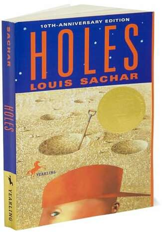 1999 Newbery winner: Holes, by Louis Sachar.