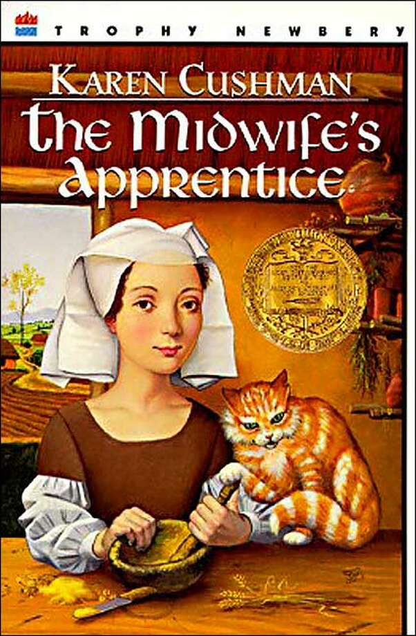 1996 Newbery winner: The Midwife's Apprentice by Karen Cushman