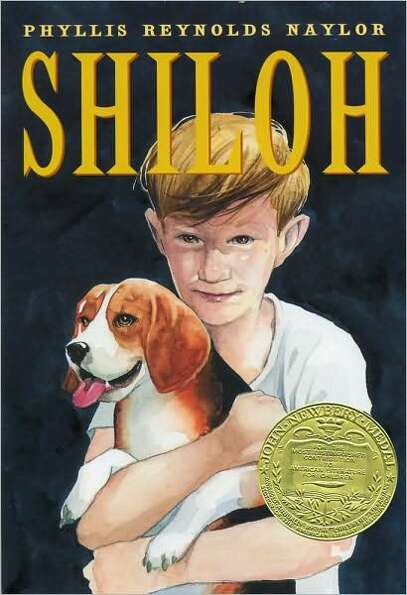1992 Newbery winner: Shiloh by Phyllis Reynolds Naylor
