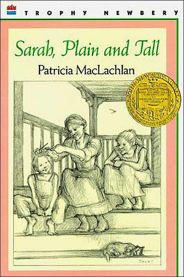 1986 Newbery winner: Sarah, Plain and Tall by Patricia MacLachlan.