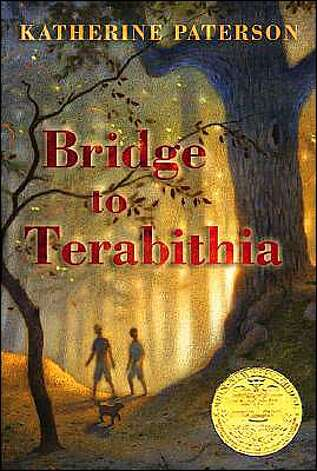 1978 Newbery winner: Bridge to Terabithia by Katherine Paterson.