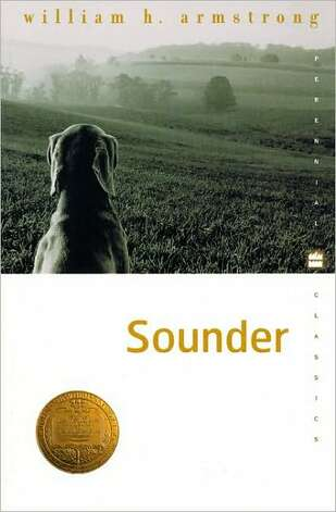 1970 Newbery winner: Sounder, by  William H. Armstrong.