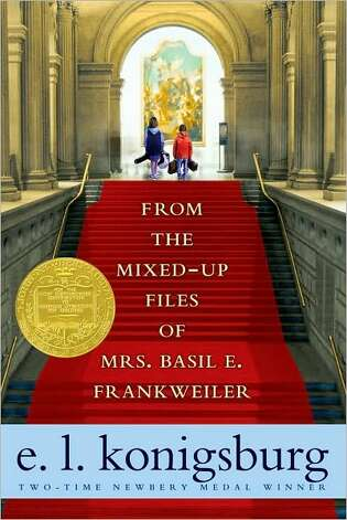 1968 Newbery winner: From the Mixed-Up Files of Mrs. Basil E. Frankweiler, by E. L. Konigsburg.