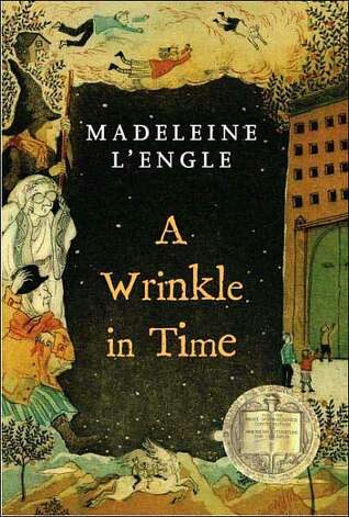 1963 Newbery winner: A Wrinkle in Time by Madeleine L'Engle.