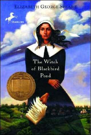 1959 Newbery winner: The Witch of Blackbird Pond by Elizabeth George Speare