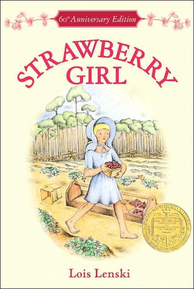 1946 Newbery winner: Strawberry Girl by Lois Lenski
