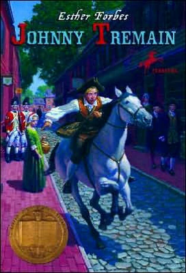 1944 Newbery winner: Johnny Tremain by Esther Forbes