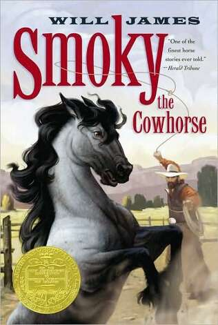 1927 Newbery winner: Smoky, the Cowhorse by Will James