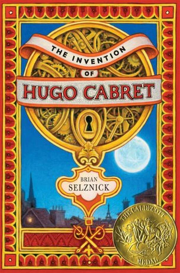 2008 Caldecott winner: The Invention of Hugo Cabret by Brian Selznick.