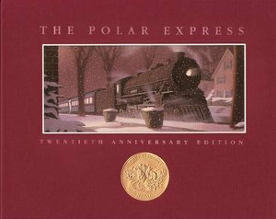 1986 Caldecott winner: The Polar Express by Chris Van Allsburg.