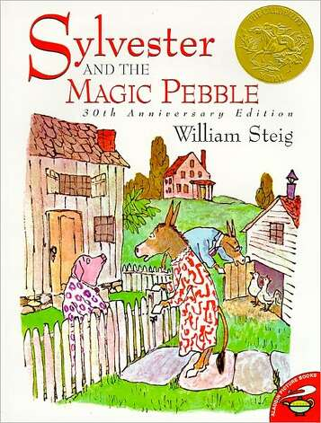 1970 Caldecott winner: Sylvester and the Magic Pebble by William Steig.