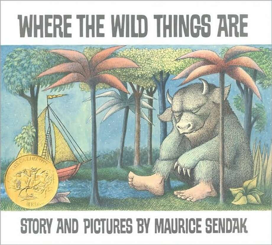 1964 Caldecott winner: Where the Wild Things Are, by Maurice Sendak.