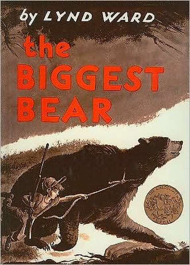 1953 Caldecott Winner: The Biggest Bear by Lynd Ward