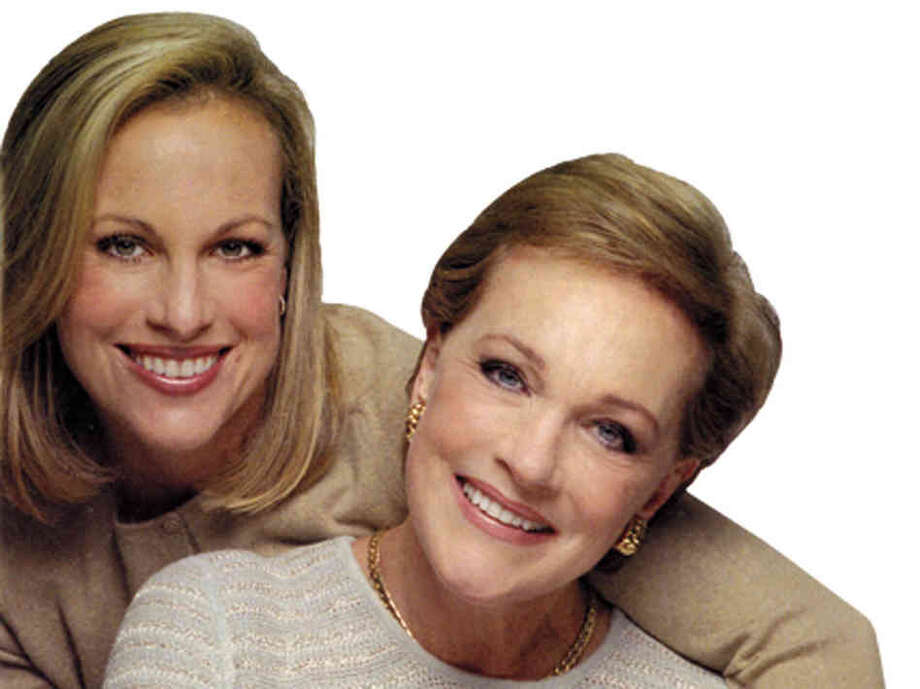 "Emma Walton Hamilton and her mother Julie Andrews will be signing copies of their new children's book ""The Very Fairy Princess Follows Her Heart"" at the Fairfield University Bookstore on Thursday, Feb. 7. Photo: Contributed Photo"