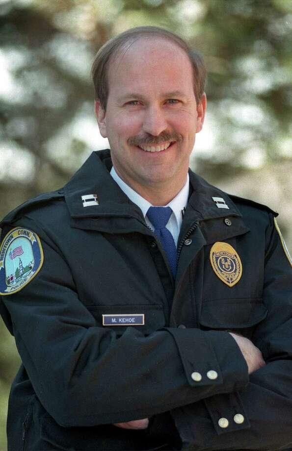 Newtown Police Chief Michael Kehoe. Photo: File Photo\Carol Kaliff