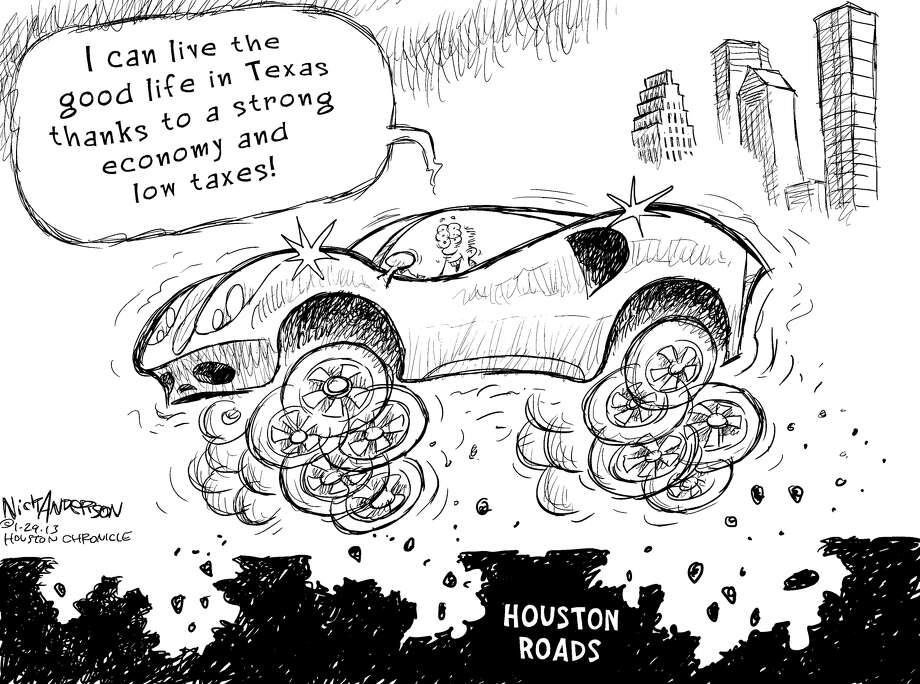 Photo: Nick Anderson, Houston Chronicle