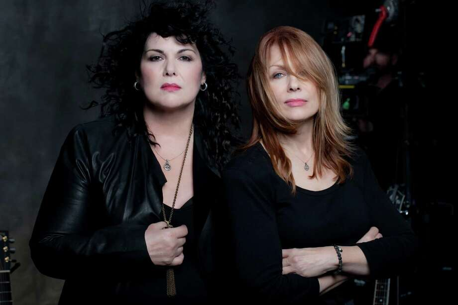 Ann and Nancy Wilson of Heart (Courtesy Proctors)