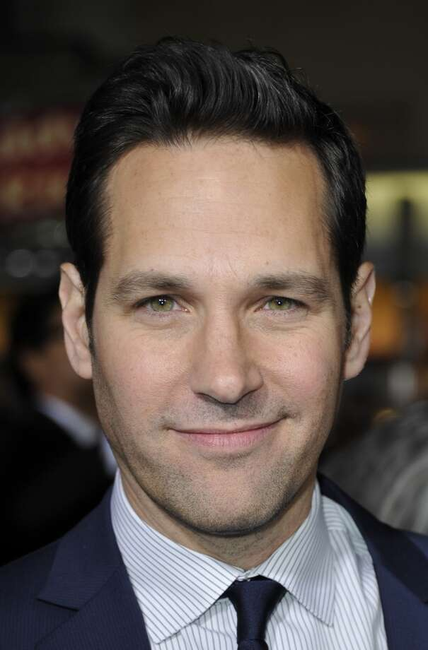 Paul Rudd, suggested by readers despite the THIS IS 40 flatulence, which was apparently . . . real.