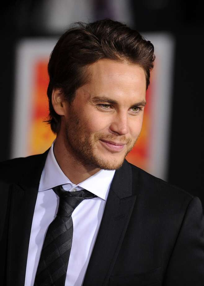 Taylor Kitsch -- who had a great shot in a bad movie, JOHN CARTER.