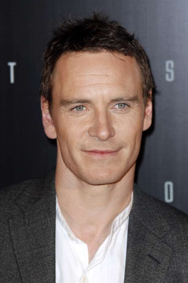 Michael Fassbender -- impossible to get away from in 2011-2012.