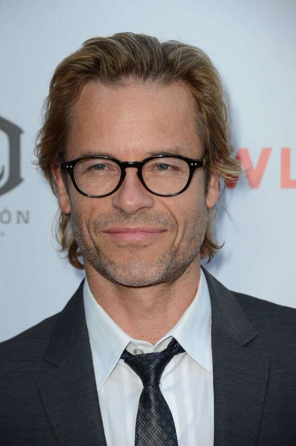 Guy Pearce -- versatile Australian actor.