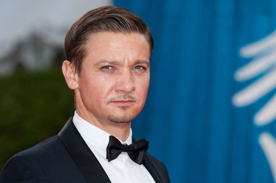 Jeremy Renner -- star of the BOURNE LEGACY, but don't hold that against him.