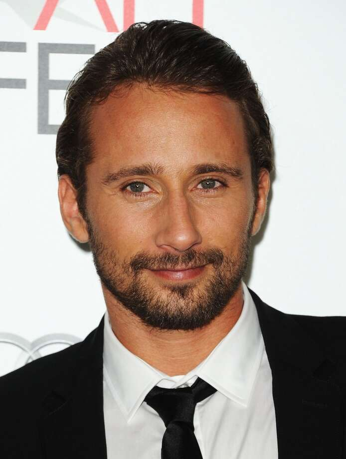 Matthias Schoenaerts -- he-man star of Rust and Bone.