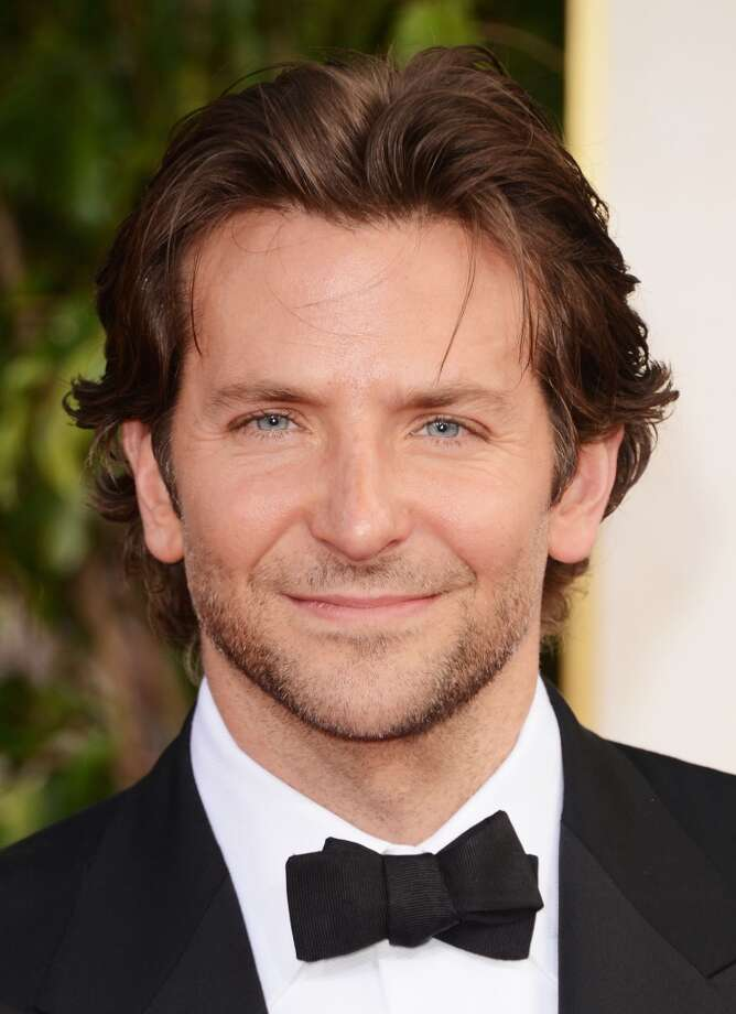Bradley Cooper -- hard to feel too good about the guy after seeing him at the Golden Globes, making a spoiled-boy face after the 80-year-old GG president flirted with him.