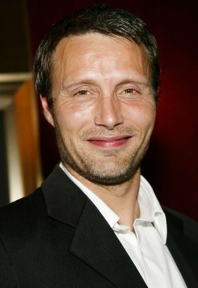 Mads Mikkelsen, Danish star of AFTER THE WEDDING.