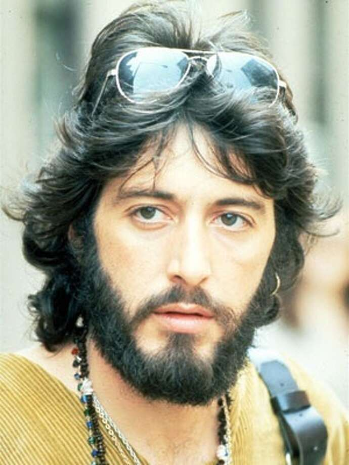 Al Pacino in Serpico.  This poster was in the bedroom of every teenage girl in America, circa 1975, including my sister's. Photo: Handout