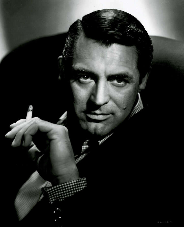 Cary Grant -- one of the standards against which men still judge themselves and know they're failing. Photo: File Photo