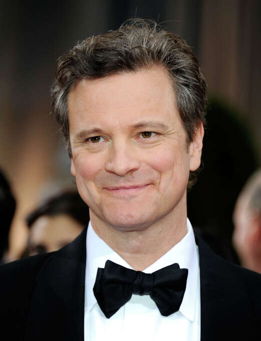 Colin Firth -- he only seems stiff, but he's really very sensitive. Photo: Ethan Miller, Getty Images / 2012 Getty Images