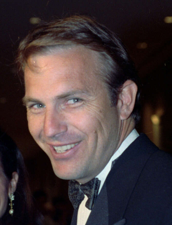 Kevin Costner -- the Clooney of the 1990s. Photo: JULIE MARKES, Associated Press / AP