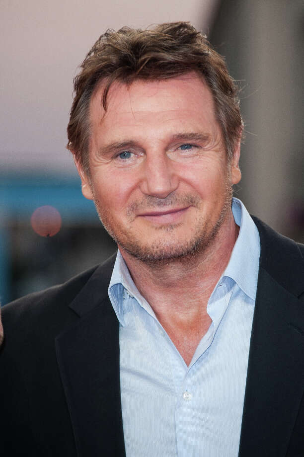 Liam Neeson -- serious actor who found his calling as an action star. Photo: Francois Durand, Getty Images / 2012 Getty Images